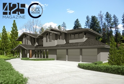 2015 NW Idea House Featuring Products from Windows, Doors & More