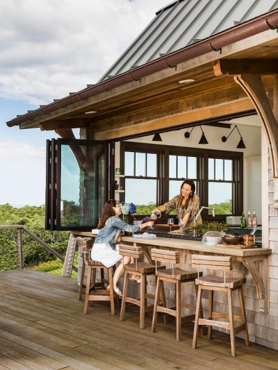 Summertime Entertaining with Doors & Windows