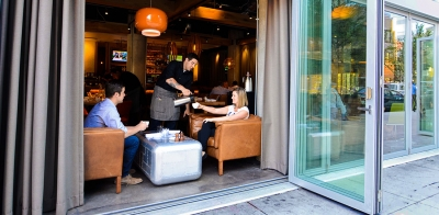 """The LaCantina Life"" Doors for the Ultimate Indoor/Outdoor Spaces"