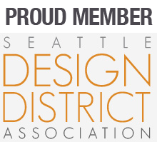 Proud Member of Seattle Design District Association